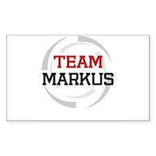 Markus Rectangle Decal