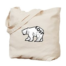LOST Polar Bear Tote Bag