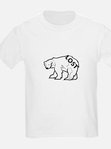 LOST Polar Bear T-Shirt