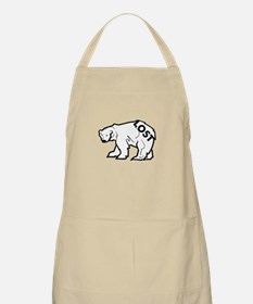 LOST Polar Bear BBQ Apron