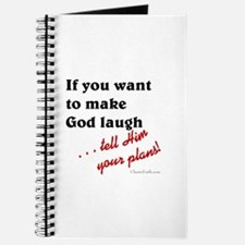 Make God Laugh Journal