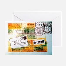 Artmail Greeting Card