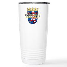 Travel Mug Reunion Logo