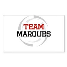 Marques Rectangle Decal