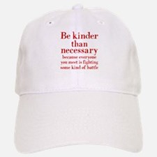 BE KINDER Baseball Baseball Cap
