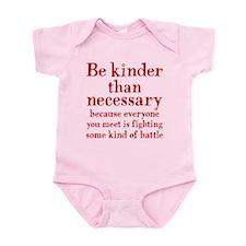 BE KINDER Infant Bodysuit