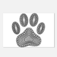 Funny Paws Postcards (Package of 8)