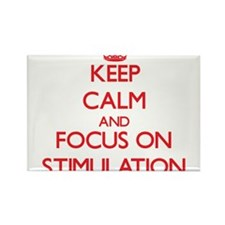 Keep Calm and focus on Stimulation Magnets