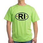 Indonesia Intl Oval Green T-Shirt