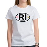 Indonesia Intl Oval Women's T-Shirt