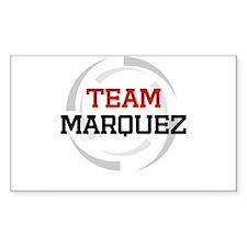 Marquez Rectangle Decal