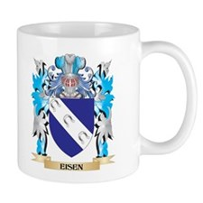 Eisen Coat of Arms - Family Crest Mugs