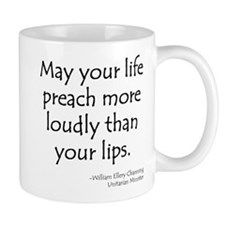 Channing_quote Mugs