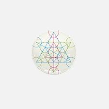 Cute Geometry Mini Button (10 pack)