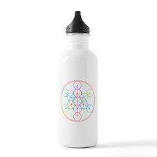 Unique Merkaba Water Bottle
