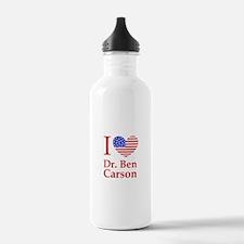 Glenn beck for president Water Bottle