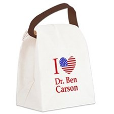 Cute Dr Canvas Lunch Bag
