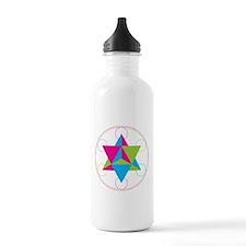 Funny Merkaba Water Bottle