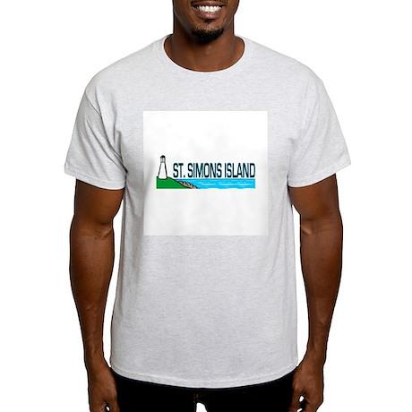 St. Simons Island Light T-Shirt