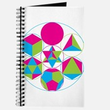 Cute Star tetrahedron Journal