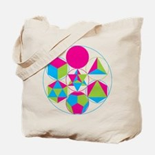 Cute Merkaba Tote Bag