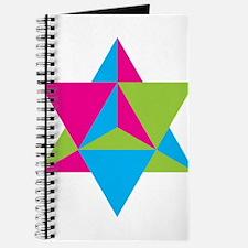 Funny Star tetrahedron Journal