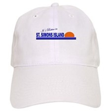 Its Better in St. Simons Isla Baseball Cap