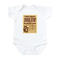 The Head of Joaquin Infant Bodysuit