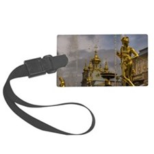 Peterhof Grand Palace Luggage Tag