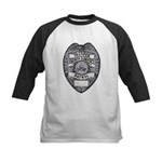 North Dakota Highway Patrol Kids Baseball Jersey
