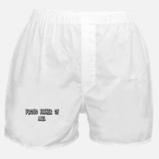Father of Axel Boxer Shorts