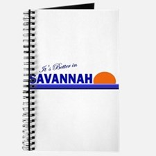 Its Better in Savannah, Georg Journal