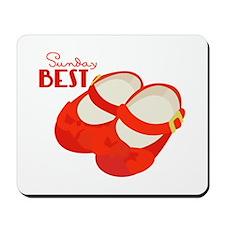 Sunday Best Mousepad