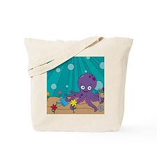 Octopus's Garden Tote Bag
