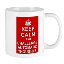 Keep Calm CBT Mugs