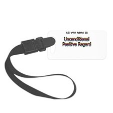 Cute Therapist Luggage Tag