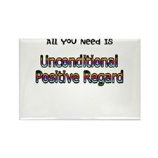 Cute Therapist Rectangle Magnet (100 pack)