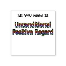 """Cute Clinical psychologists Square Sticker 3"""" x 3"""""""