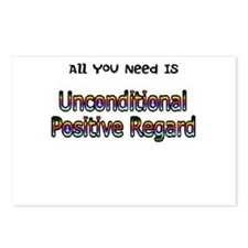 Cute Psychologist Postcards (Package of 8)