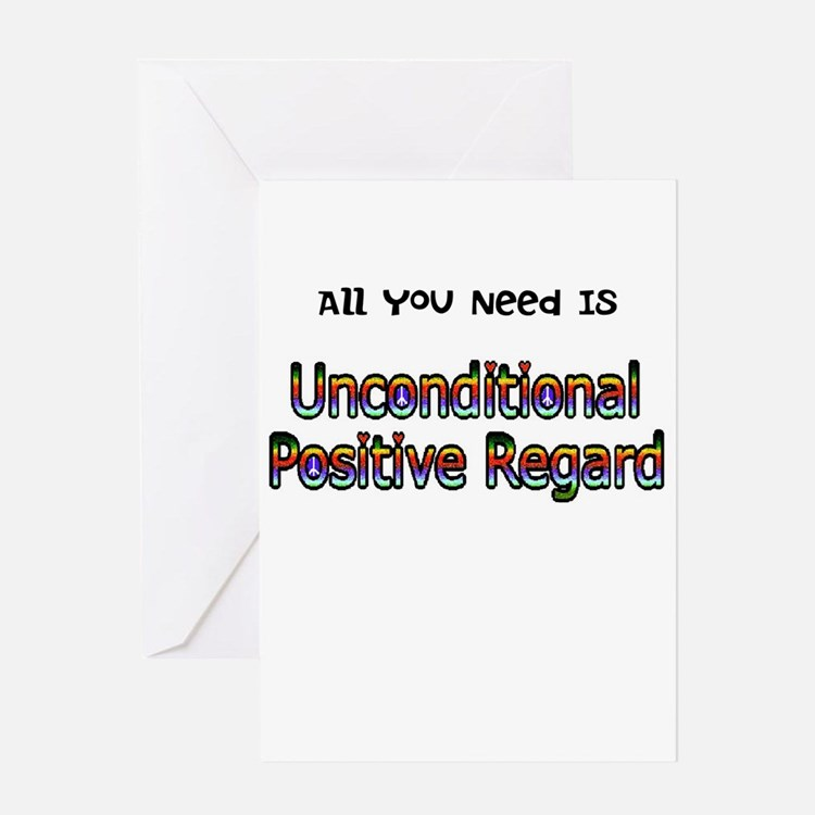 Cute Positive psychology Greeting Card