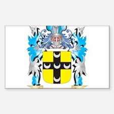 Ellis Coat of Arms - Family Crest Decal