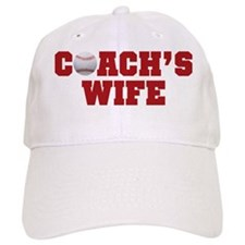 Baseball Coach's Wife Baseball Cap