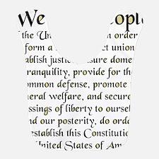 We the People US Bib