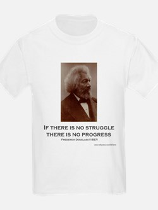 """Struggle and Progress"" T-Shirt"