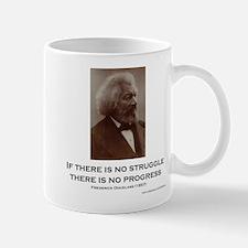 """""""Struggle And Progress"""" Mug Mugs"""
