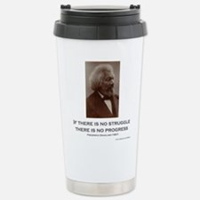 """Struggle and Progress"" Travel Mug"