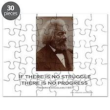 """Struggle And Progress"" Puzzle"