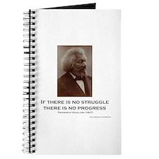 """Struggle And Progress"" Journal"