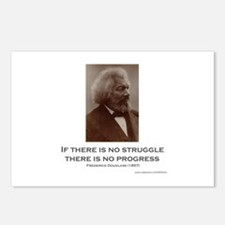 """Struggle And Progress"" Postcards (packa"