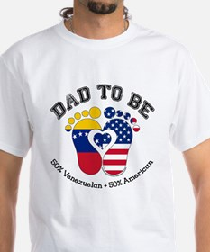 Venezuelan American Dad to Be T-Shirt